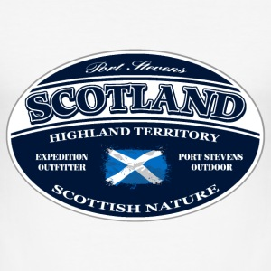 Scotland - Schottland T-Shirts - Männer Slim Fit T-Shirt
