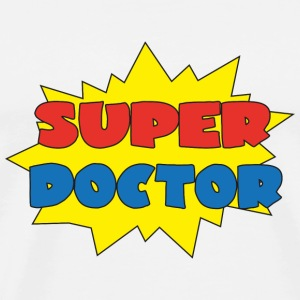 Super doctor T-Shirts - Men's Premium T-Shirt