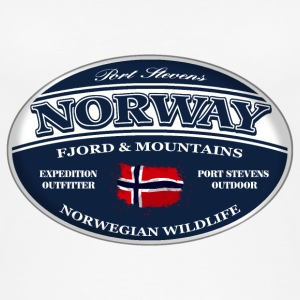 Norway - Norge - Norwegen Tops - Frauen Bio Tank Top