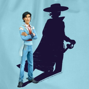 Zorro The Chronicles Don Diego Shadow - Drawstring Bag