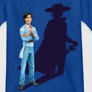Zorro The Chronicles Don Diego Shadow - T-shirt barn