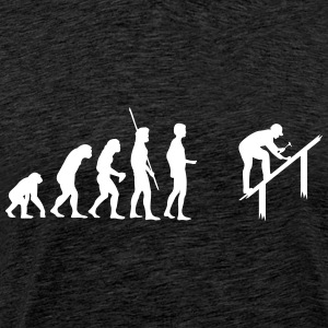 evolution Roofing T-Shirts - Men's Premium T-Shirt