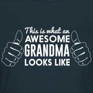 This is what an awesome grandpa looks like T-Shirts - Women's T-Shirt