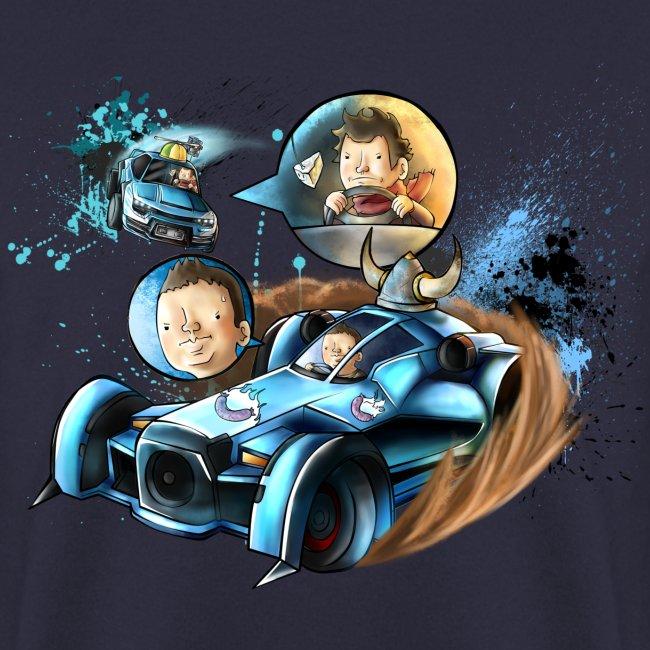 Sweatshirt Rocket League (La légende)