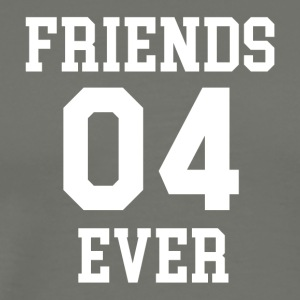FRIENDS 04 EVER - Männer Premium T-Shirt