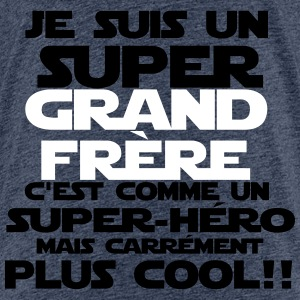 super grand frère - T-shirt Premium Ado