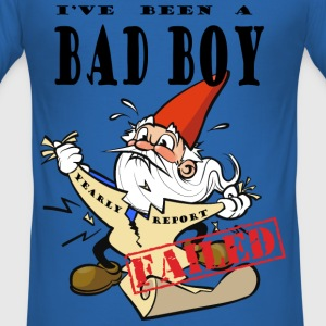 Chocked Xmas Gnome T-shirts - slim fit T-shirt