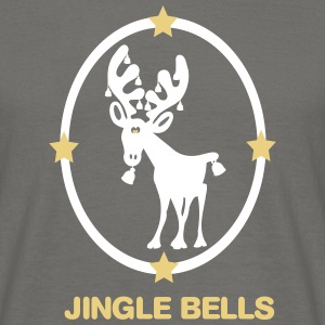 Jingle Bells II - Männer T-Shirt