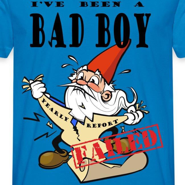 Upset Xmas Gnome