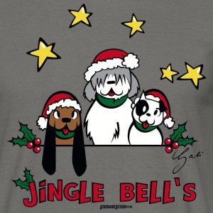 Jingle Bell`s T-Shirts - Männer T-Shirt