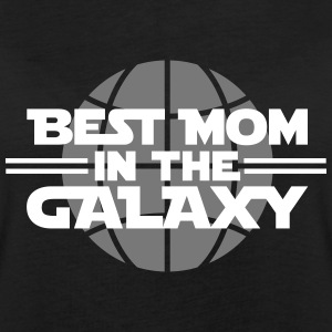 Best Mom In The Galaxy T-Shirts - Women's Oversize T-Shirt