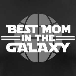 Best Mom In The Galaxy Magliette - Maglietta da donna traspirante