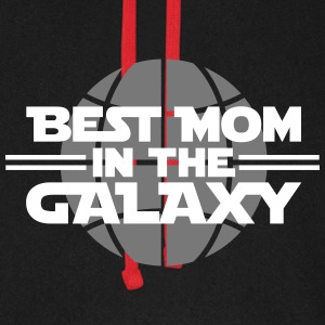 Best Mom In The Galaxy Bluzy - Bluza bejsbolowa typu unisex