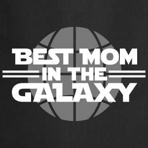Best Mom In The Galaxy  Aprons - Cooking Apron