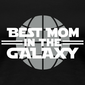 Best Mom In The Galaxy T-shirts - Premium-T-shirt dam