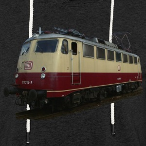 Locomotive DB113 Sweat-shirts - Sweat-shirt à capuche léger unisexe