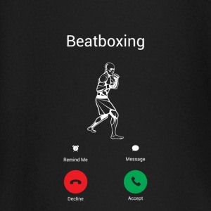BEATBOXING IS CALLING! Baby Long Sleeve Shirts - Baby Long Sleeve T-Shirt