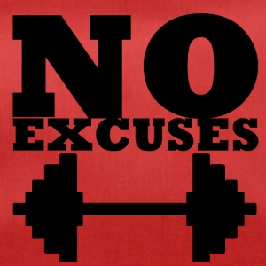 No Excuses - Sac de sport