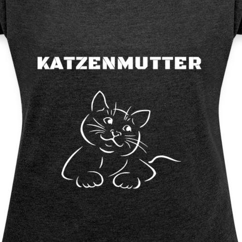 katzenmutter T-Shirt Geschenk