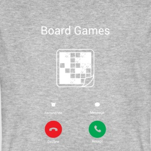 The Board game calls T-Shirts - Men's Organic T-shirt