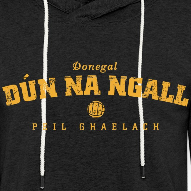 Donegal Hoody Grey
