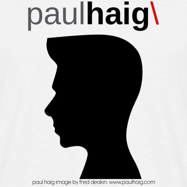 paul haig t-shirt