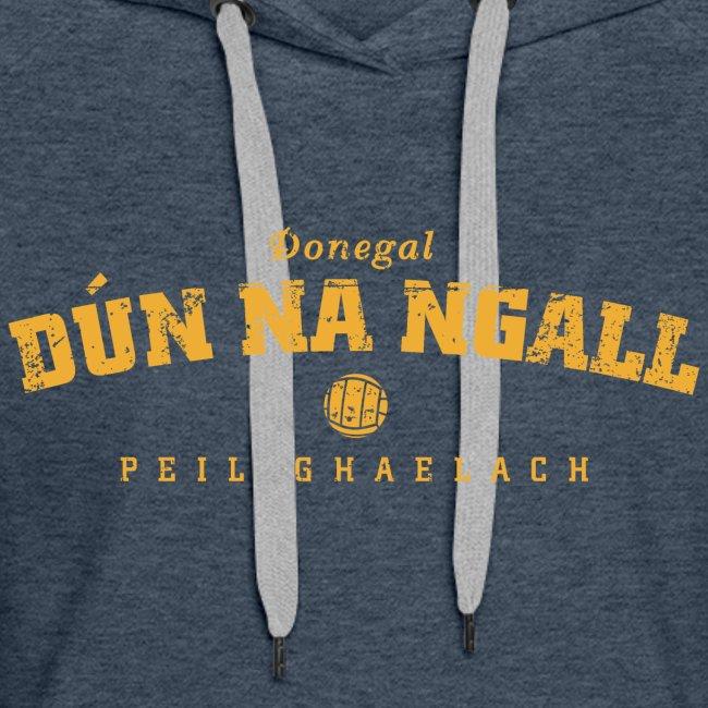 Donegal Vintage Womens Premium Hoody