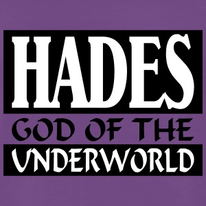 Hades_-_God_Of_The_Underworld - Männer Premium T-Shirt