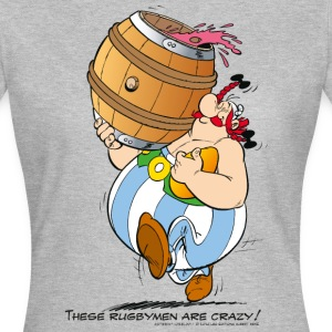 Asterix & Obelix - These Rugbymen - T-shirt dam