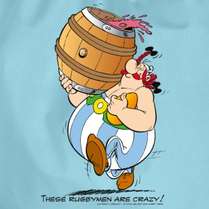Asterix & Obelix - These Rugbymen - Sacca sportiva
