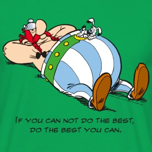 Asterix & Obelix - If You Can Not Do Best - Camiseta hombre
