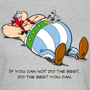Asterix & Obelix - If You Can Not Do Best - Camiseta mujer