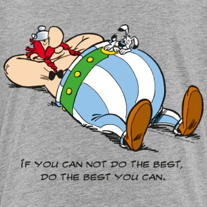 Asterix & Obelix - If You Can Not Do Best - Premium T-skjorte for barn