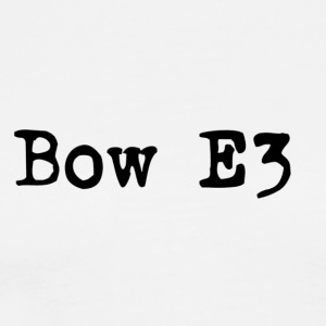 Bow E3 - Men's Premium T-Shirt