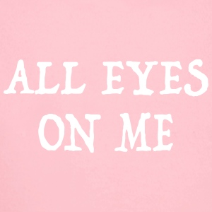 all eyes on me - Baby Bio-Langarm-Body