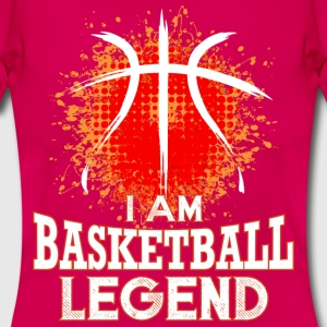 Basket-ball Legend - T-shirt Femme