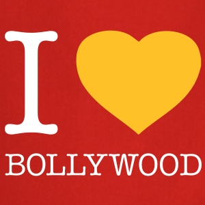 I LOVE BOLLYWOOD - Grembiule da cucina