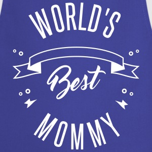 WORLD'S BEST MOMMY Delantales - Delantal de cocina