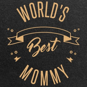 WORLD'S BEST MOMMY Caps & luer - Jersey-beanie
