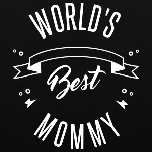 WORLD'S BEST MOMMY Tasker & rygsække - Mulepose