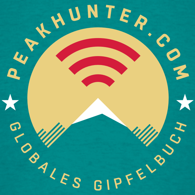 Peakhunter Globales Gipfelbuch Divablau
