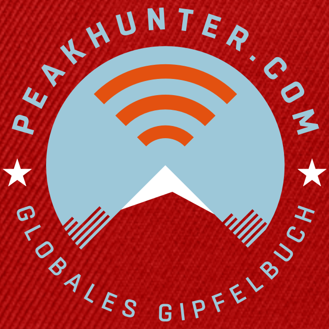 Peakhunter Globales Gipfelbuch Cap