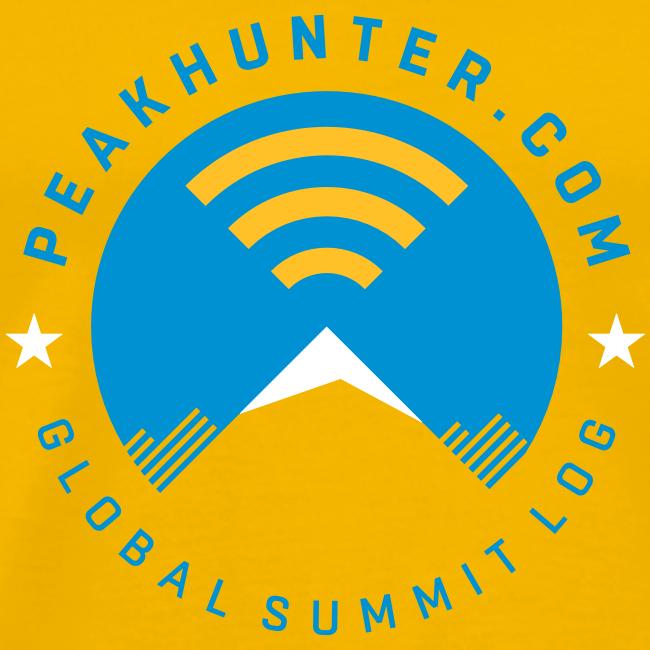 Peakhunter Global Summit Log Yellow