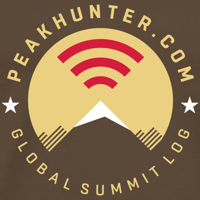 Peakhunter Global Summit Log Brown