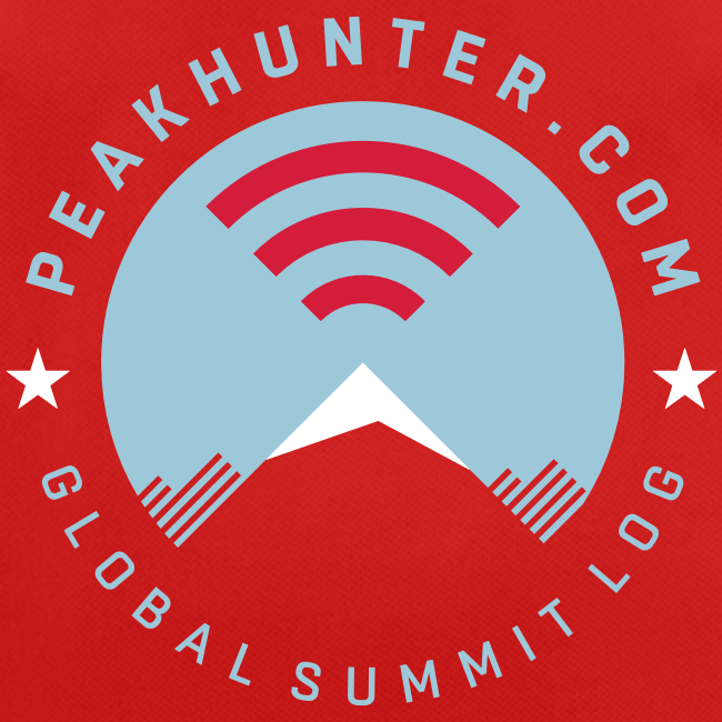 Peakhunter Global Summit Log Red