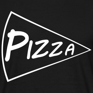 Pizza T-Shirts - Men's T-Shirt