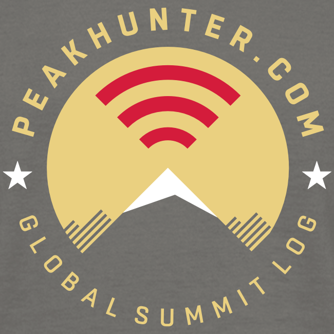 Peakhunter Global Summit Log Grey