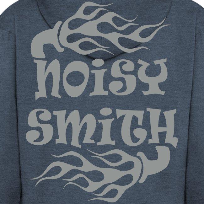 Noisy Smith sudadera cremallera