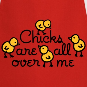 Chicks are all over me Esiliinat - Esiliina