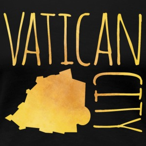 Vatican City T-Shirts - Frauen Premium T-Shirt